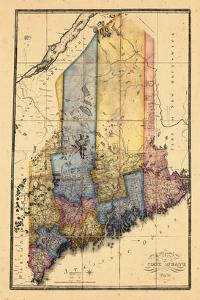 1820, Maine