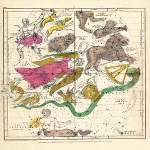 1835, Constellations April - June