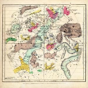 1835, Constellations January - March