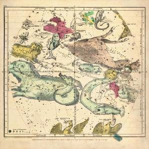 1835, Constellations October - December