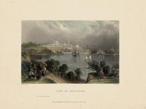 1840, Baltimore 1840, Maryland, United States