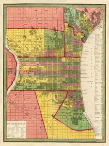 1846, Philadelphia 1846, Pennsylvania, United States