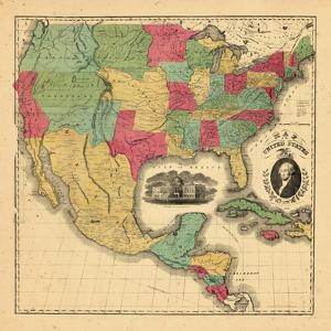 Beautiful Maps of Mexico artwork for sale, Posters and Prints   Art.com