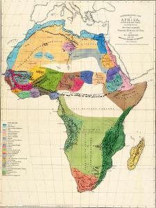 1861, Africa, Africa