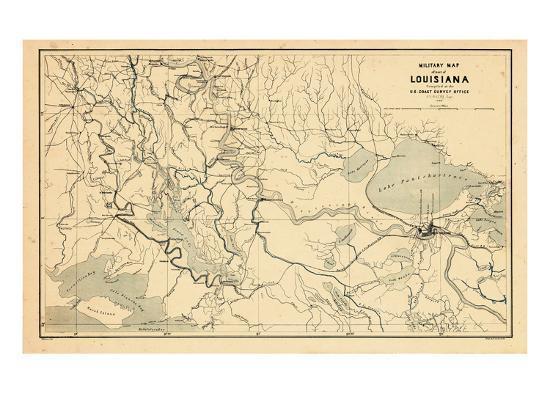 1863, New Orleans Louisiana Military Map, Louisiana, United States on florida map, shreveport louisiana map, norco louisiana map, los angeles california map, atlanta georgia map, grand isle louisiana map, san francisco california map, louisiana on us map, bossier city louisiana map, covington louisiana map, philadelphia map, baton rouge zip code map, alabama louisiana map, gettysburg pennsylvania map, america louisiana purchase map, natchez map, southern louisiana map, montgomery alabama map, orleans parish map, new louisiana profile map,
