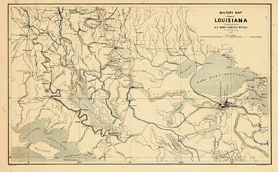 United States Map New Orleans.Beautiful Maps Of New Orleans La Artwork For Sale Posters And