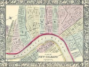 1864, Louisiana, New Orleans