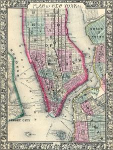 1864, New York, New York, Brooklyn, Manhattan, Jersey City, Hoboken