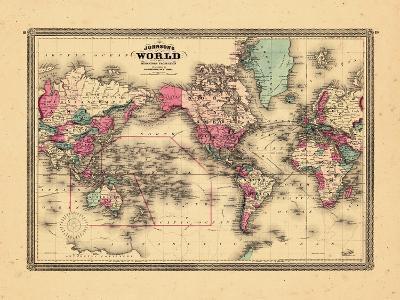1865, World--Giclee Print