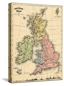 1866, Ireland, England, Scotland, United Kingdom, Wales, British Isles