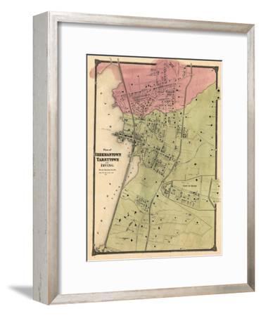 1867, Beekmantown, Tarrytown & Irving, New York, United States