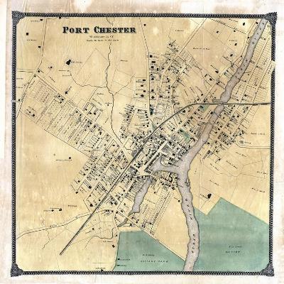 1867, Port Chester, New York, United States--Giclee Print