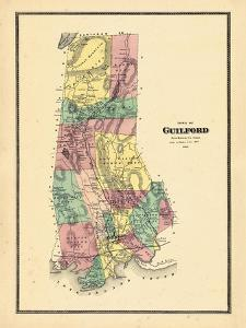 1868, Guilford Town, Connecticut, United States