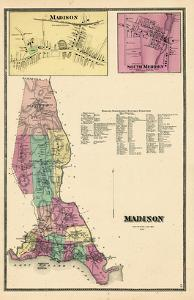 1868, Madison, South Meriden, Connecticut, United States