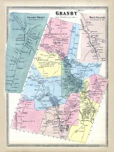 1869, Granby, West Granby Town, Connecticut, United States