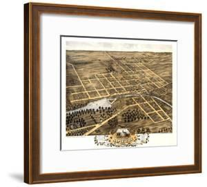 Subway Map Naperville.Beautiful Maps Of Illinois Artwork For Sale Posters And Prints