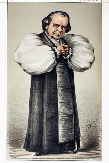 "1869 \Soapy Sam\"" Wilberforce Vanity Fair""-Paul Stewart-Photographic Print"