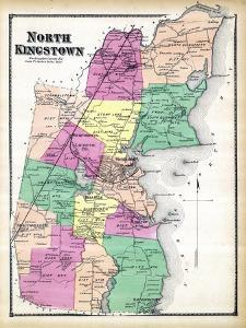 1870, Kingstown North, Rhode Island, United States