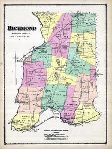 1870, Richmond, Rhode Island, United States