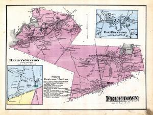 1871, Freetown, Bradley's Station, Freetown East, East Freetown, Massachusetts, United States