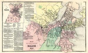 1872, Salem, Massachusetts, United States
