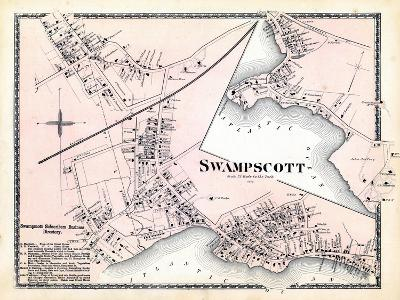1872, Swampscott Center, Massachusetts, United States--Giclee Print