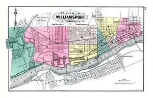 1872, Williamsport City, Pennsylvania, United States
