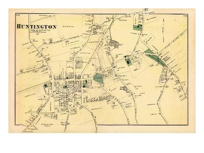 1873, Huntington Town, New York, United States--Giclee Print