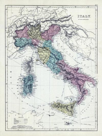 1873, Italy--Giclee Print