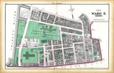 1874, Boston, Massachusetts General Hospital, Massachusetts, United States