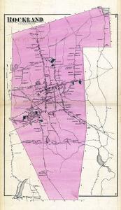 1874, Rockland, Massachusetts, United States