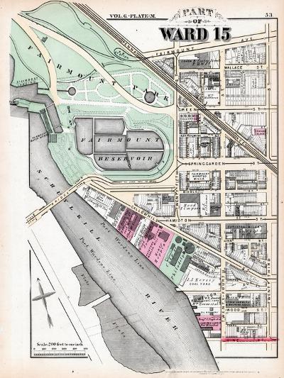 1875, Fairmount Park, Philadelphia, Pennsylvania, United States--Giclee Print