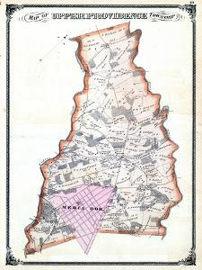 1875, Upper Providence Township, Media Bor, Ridley Creek, Pennsylvania, United States