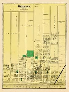 1876, Berwick, Pennsylvania, United States