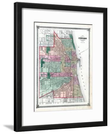 1876, Chicago City, Illinois, United States