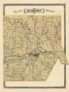 1876, Dearborn Township, Rouge, Michigan, United States