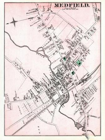 1876, Medfield - Town, Massachusetts, United States