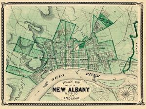 1876, New Albany City, Indiana, United States
