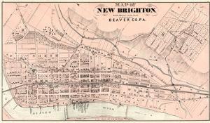 1876, New Brighton, Pennsylvania, United States