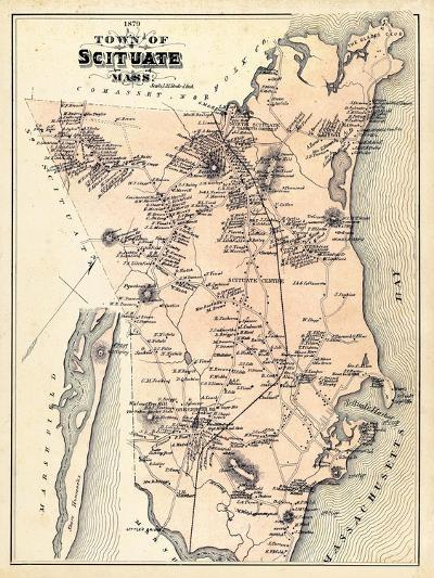 1879, Scituate Town, Massachusetts, United States--Giclee Print