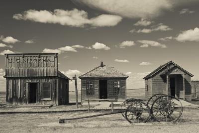 1880 Town, Pioneer Village, Stamford, South Dakota, USA-Walter Bibikow-Photographic Print