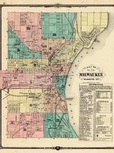 1881, Milwaukee City, Wisconsin, United States