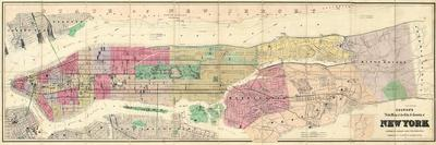 1882, New York City and County 1882, New York, United States--Giclee Print