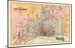 1883, Detroit City, Michigan, United States