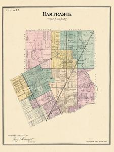 1883, Hamtramck Township, North Detroit, Maybury, Michigan, United States
