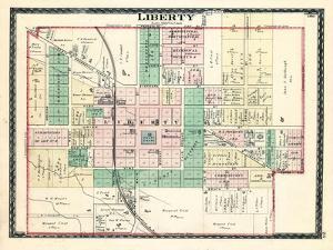 1884, Liberty, Indiana, United States