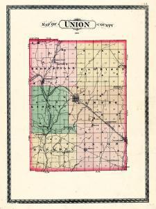 1884, Union County, Indiana, United States