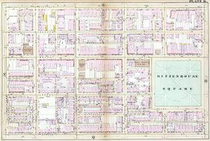1885, Rittenhouse Square, Philadelphia, Pennsylvania, United States