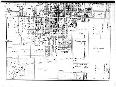 1886, Bowling Green, Ohio, United States--Giclee Print