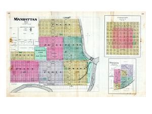 1887, Manhattan, Coronado, Towanda, Kansas, United States
